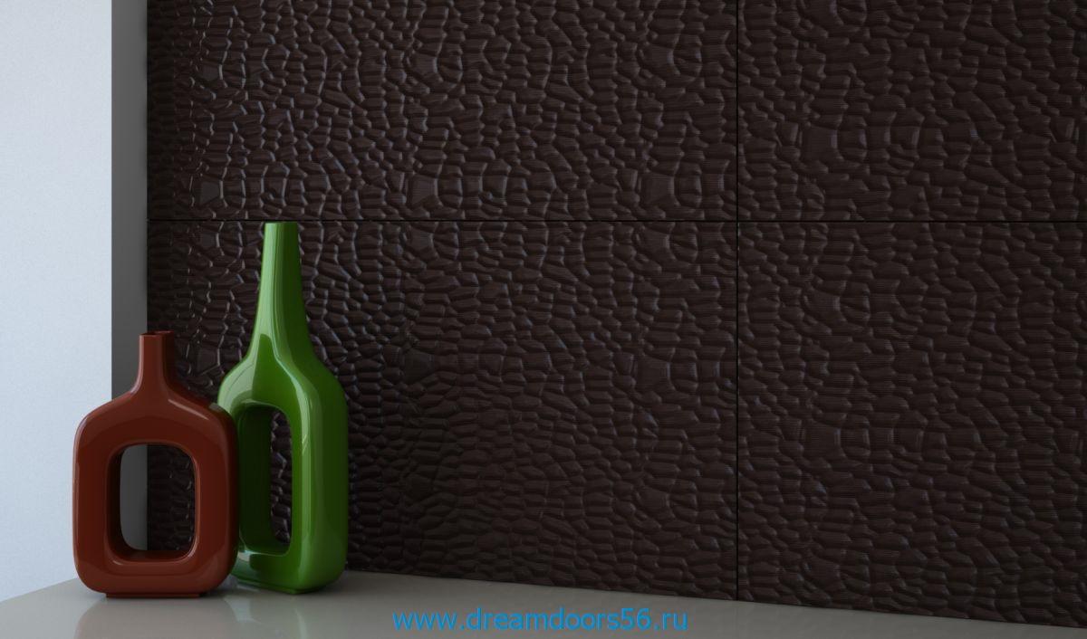 Стеновая панель 3D №2