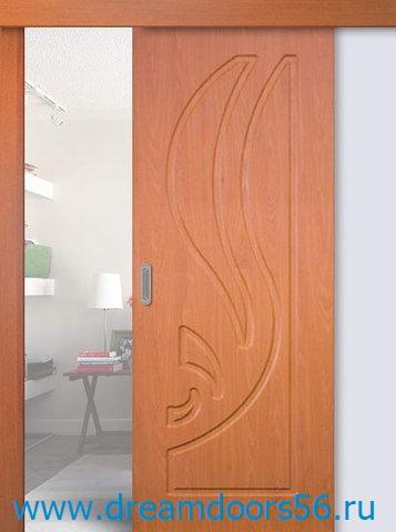 Дверь-купе Элегия ДГ