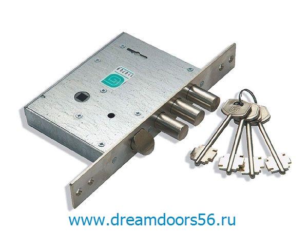 Входная металлическая дверь Комби КС-10