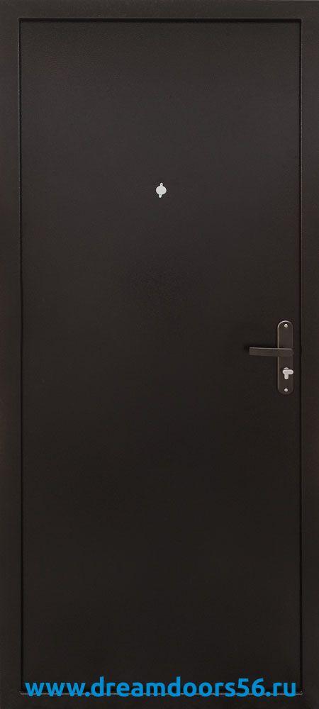 Входная дверь Эко мет/мет