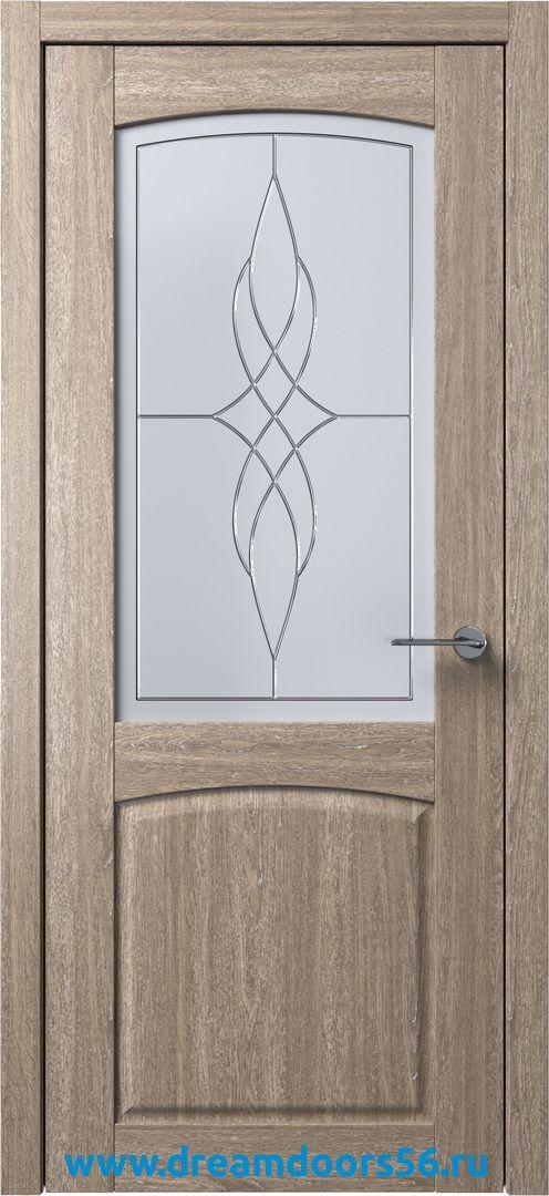 Межкомнатная дверь Bent B3-4