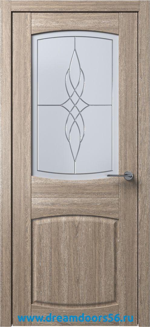 Межкомнатная дверь Bent B5-4