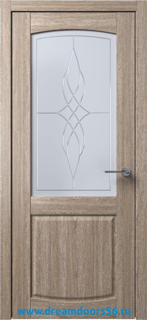 Межкомнатная дверь Bent B6-4