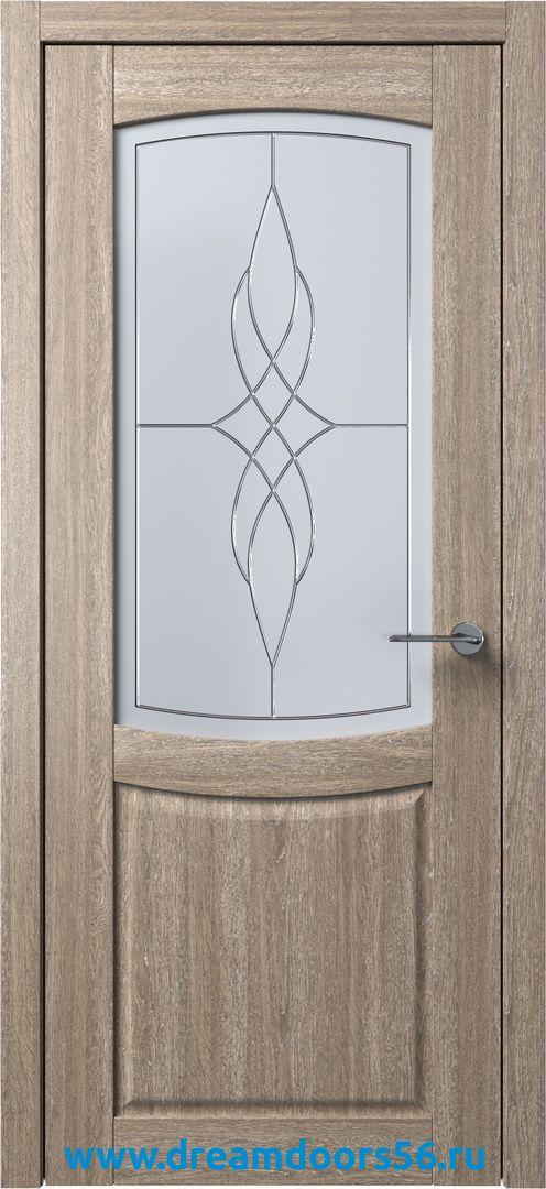 Межкомнатная дверь Bent B12-4
