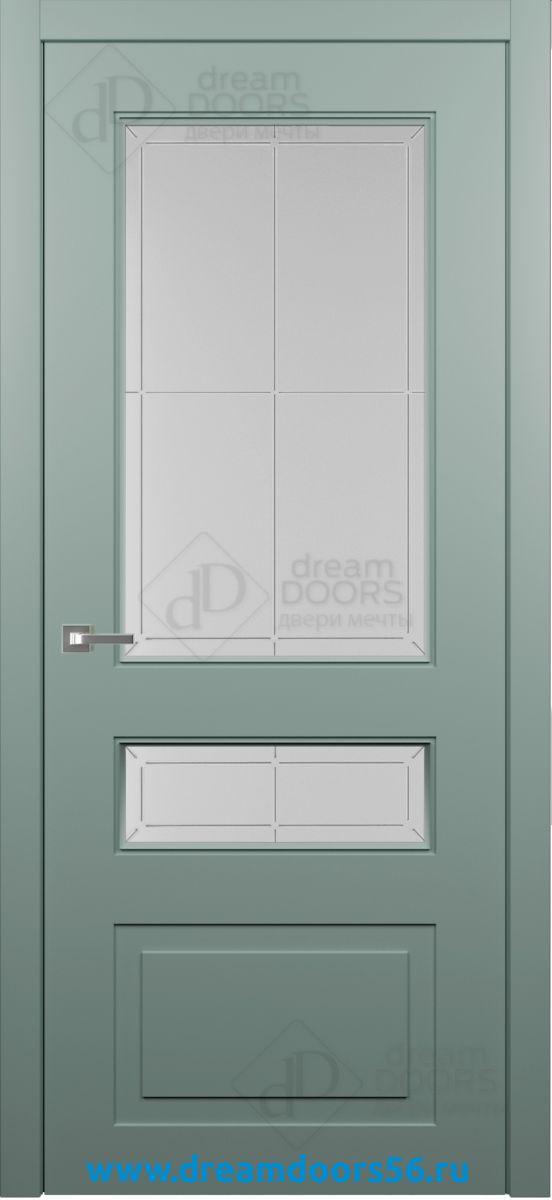 Межкомнатная дверь Ancio 8