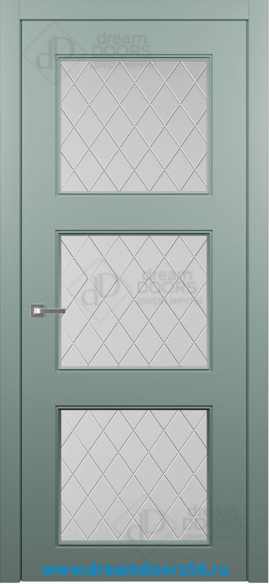 Межкомнатная дверь Ancio 10