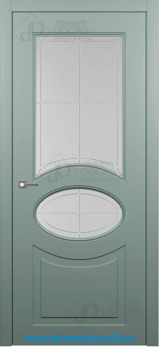 Межкомнатная дверь Ancio 15