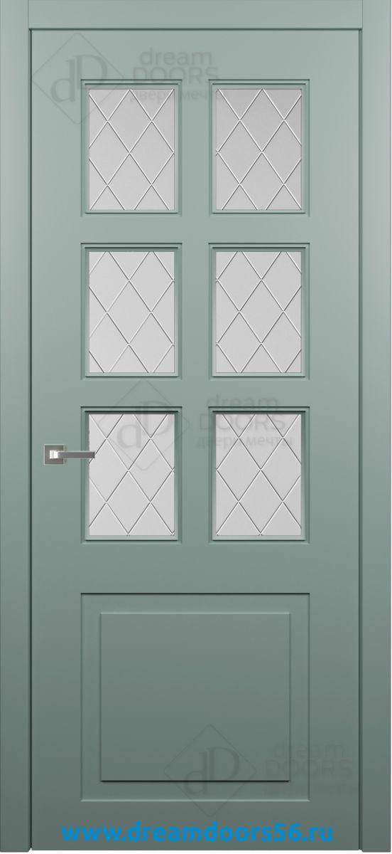 Межкомнатная дверь Ancio 17