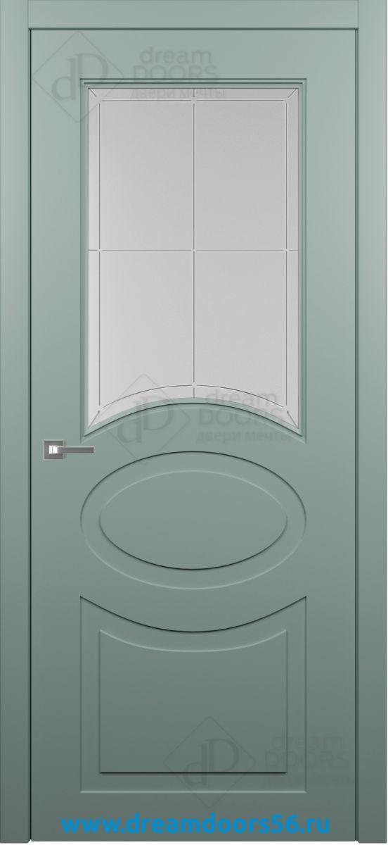 Межкомнатная дверь Ancio 15-2