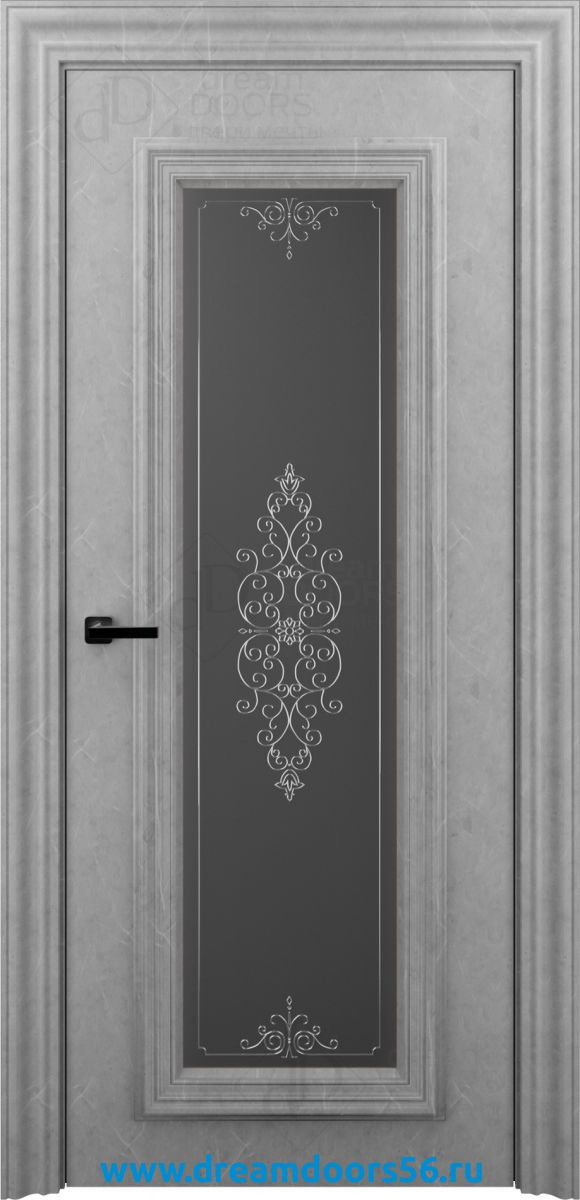 Межкомнатная дверь Art Deco 2