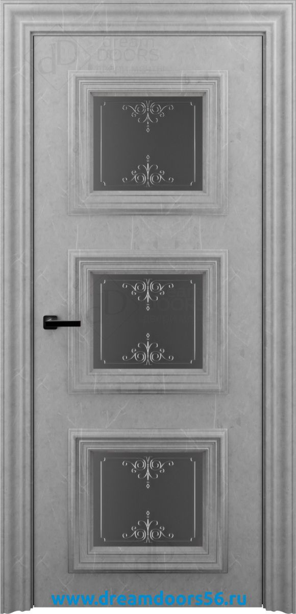 Межкомнатная дверь Art Deco 6
