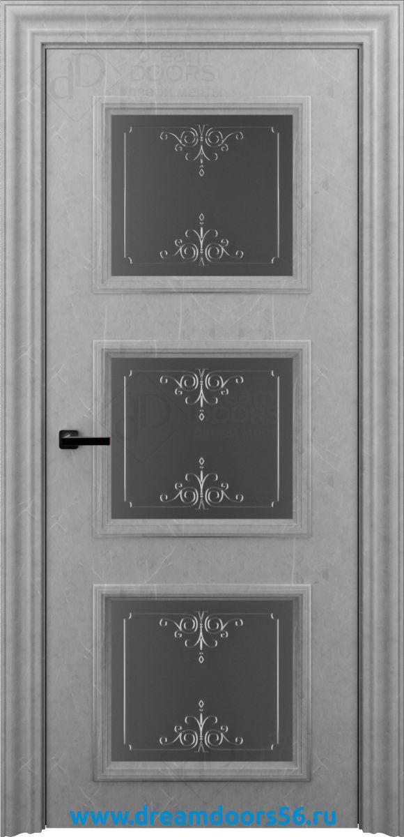 Межкомнатная дверь Art Deco 6-1