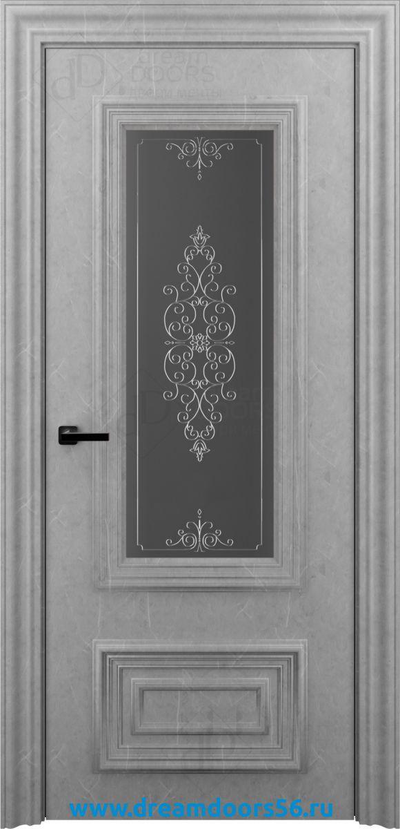 Межкомнатная дверь Art Deco 8