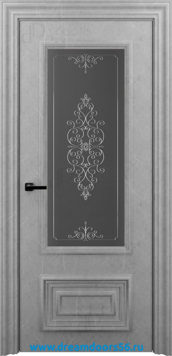 Межкомнатная дверь Art Deco 8-1