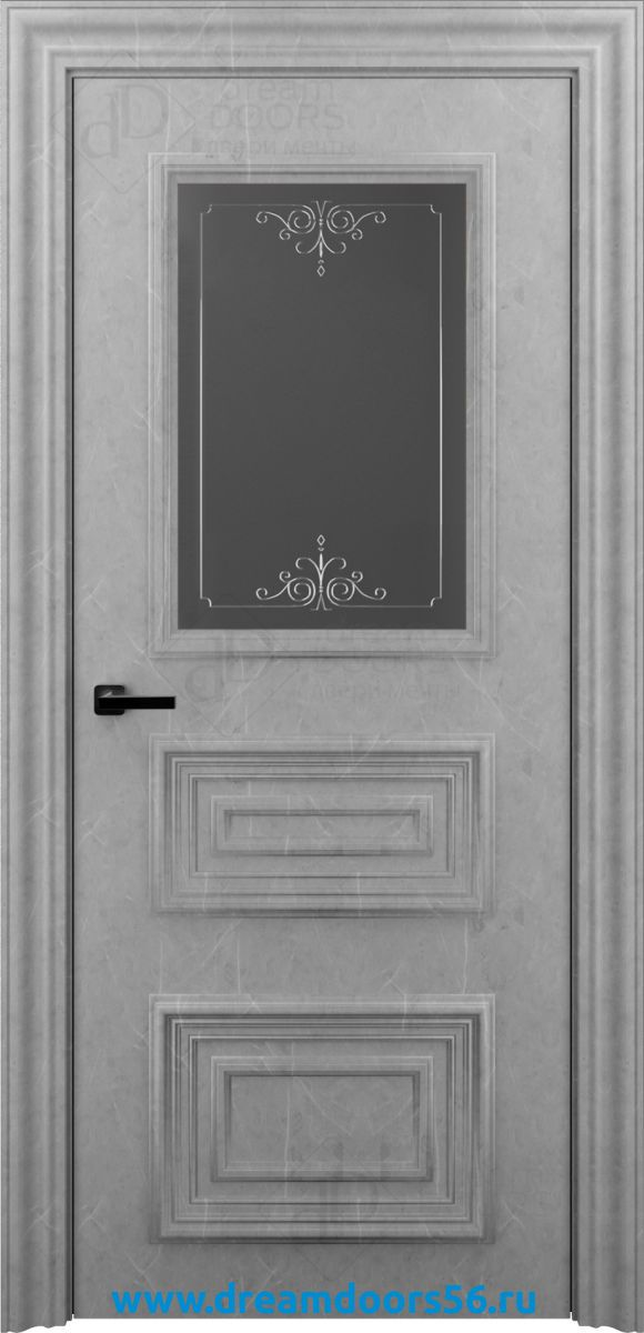 Межкомнатная дверь Art Deco 10-1