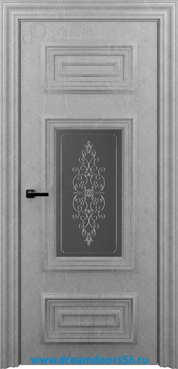 Межкомнатная дверь Art Deco 12