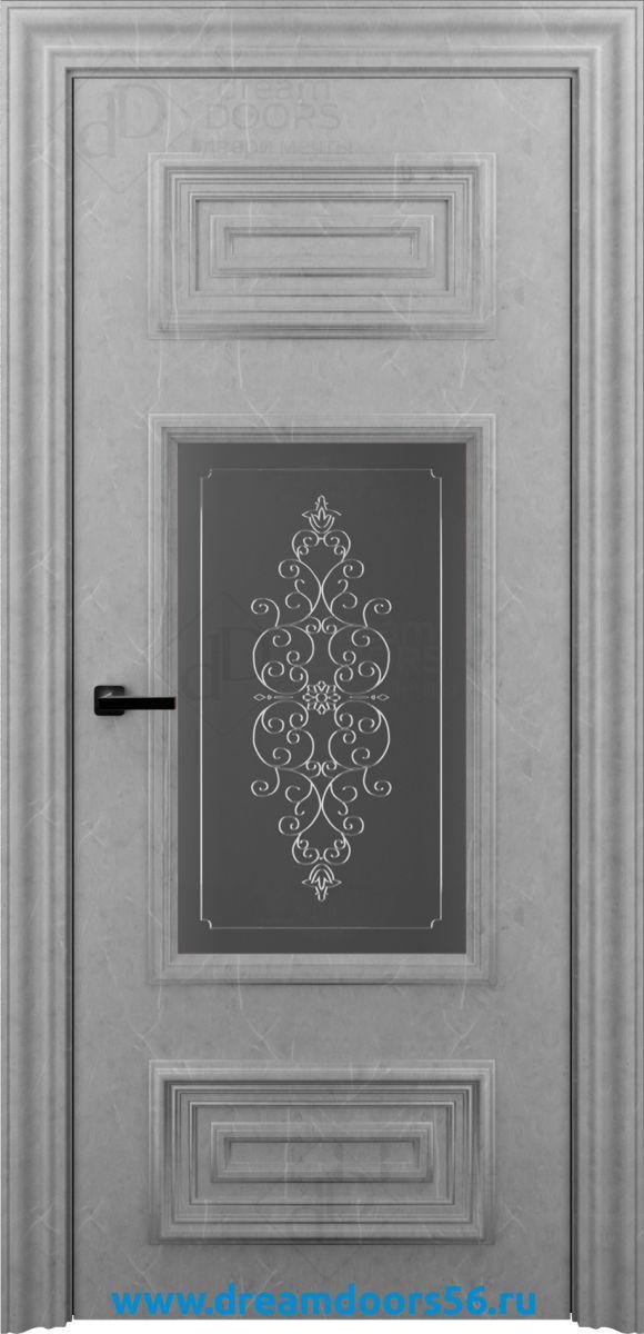 Межкомнатная дверь Art Deco 12-1