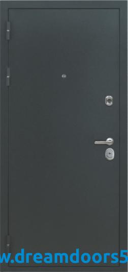 Входная металлическая дверь Комби ФЗ-3