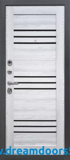 Входная металлическая дверь Тиара Айс