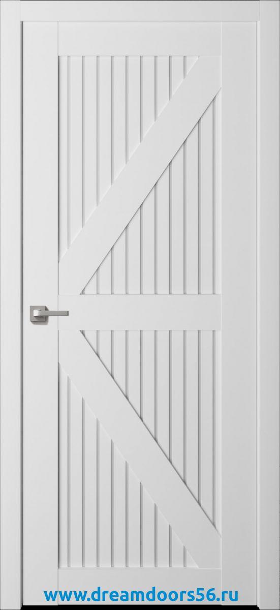 Межкомнатная дверь Rancho 5