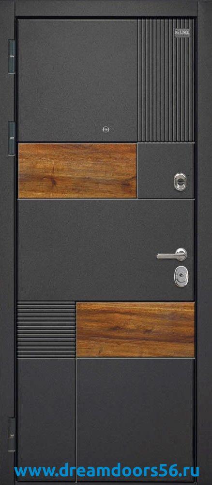 Входная металлическая дверь Dorsten Берлин