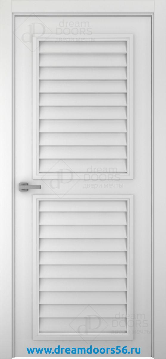 Дверь межкомнатная Жалюзи 7