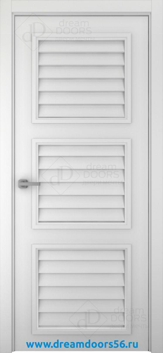 Дверь межкомнатная Жалюзи 8