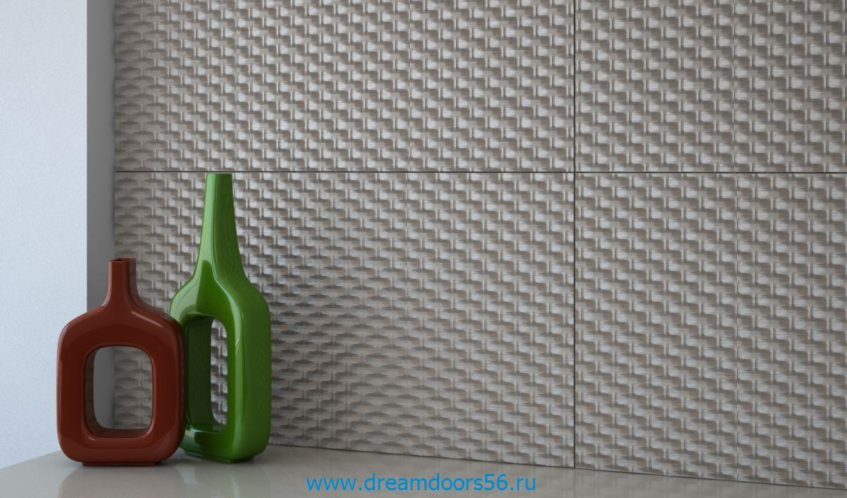 Стеновая панель 3D №1