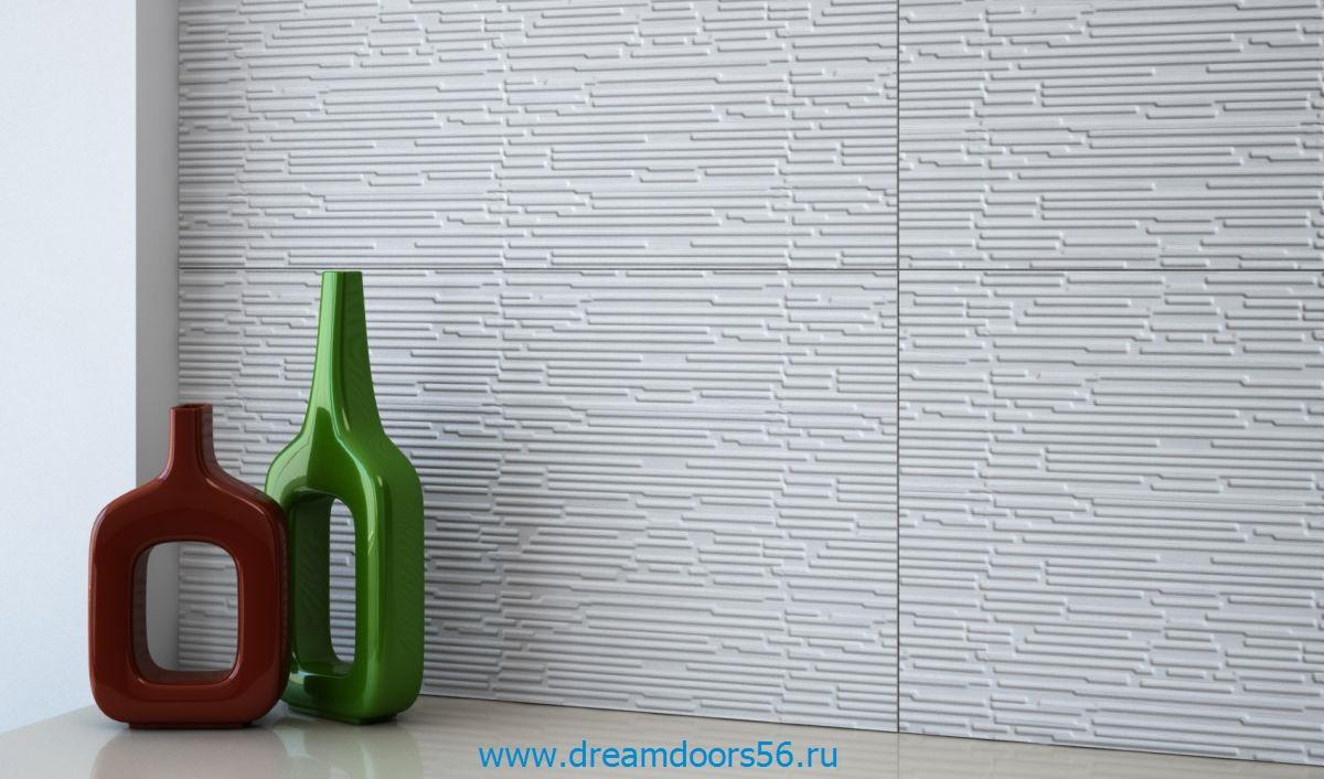 Стеновая панель 3D №4