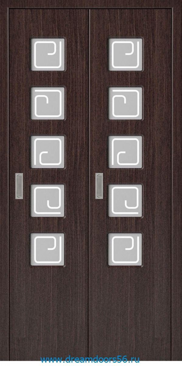 Дверь-книжка М6А
