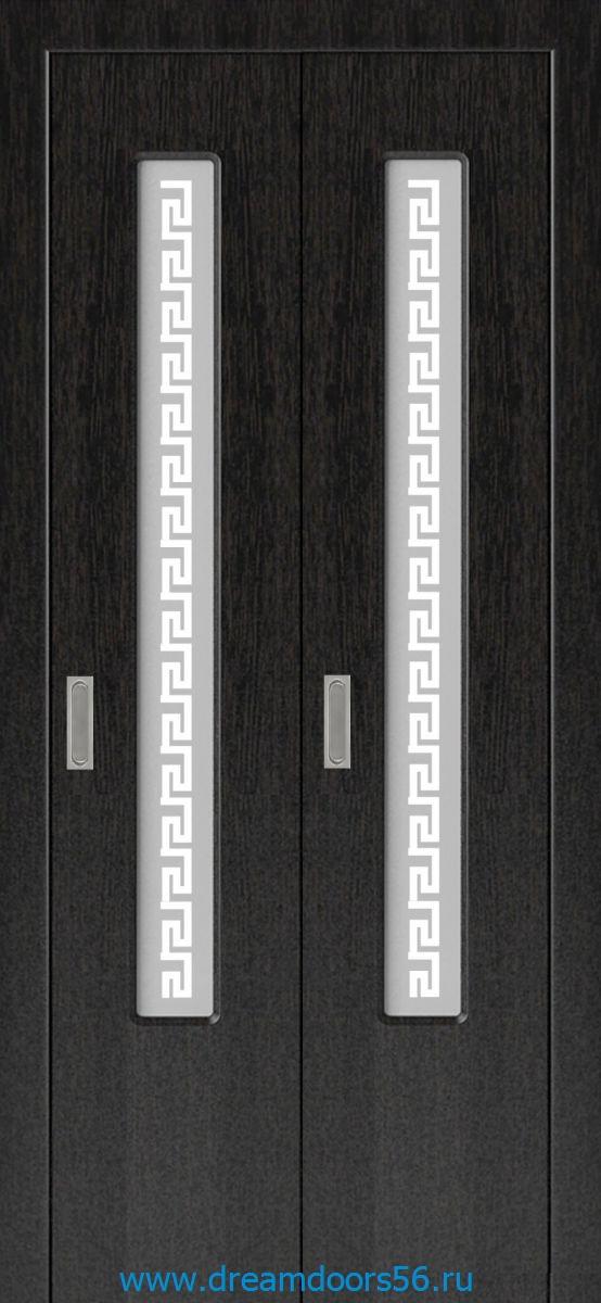 Дверь-книжка М8